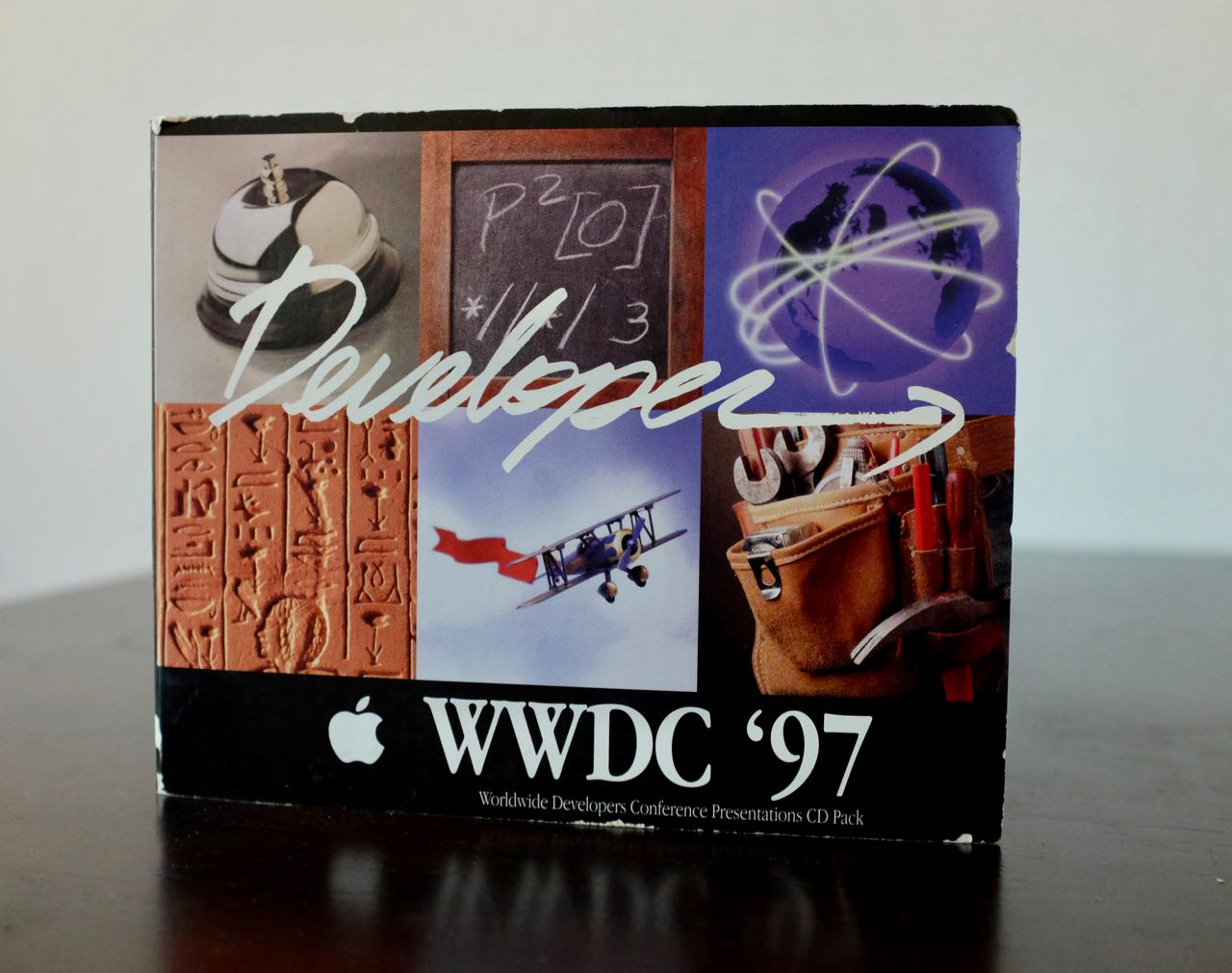 Apple WWDC 97 CD set