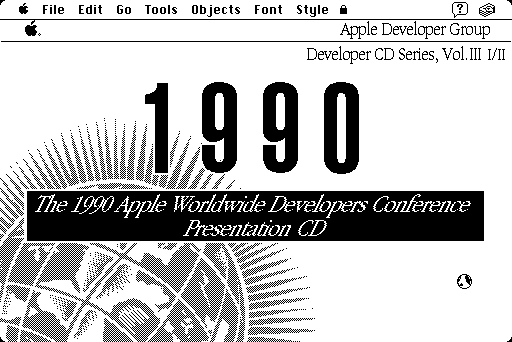 WWDC 1990 Presentations HyperCard stack
